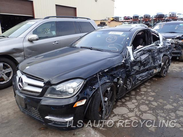 2013 Mercedes C250 Parts Stock# 8001BK