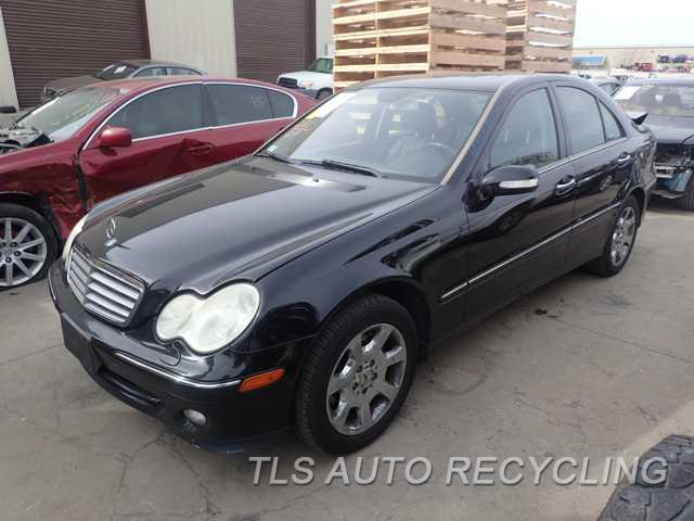 Parting Out 2006 Mercedes C280 Stock 6052bl Tls Auto