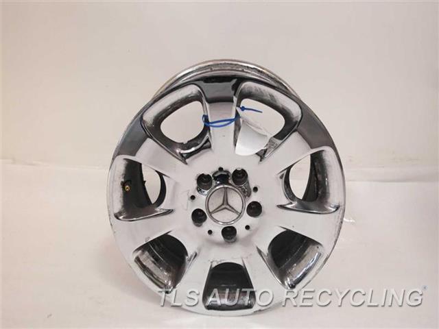 2006 Mercedes C280 Wheel 16x7 Chrome 7 Spoke Wheel