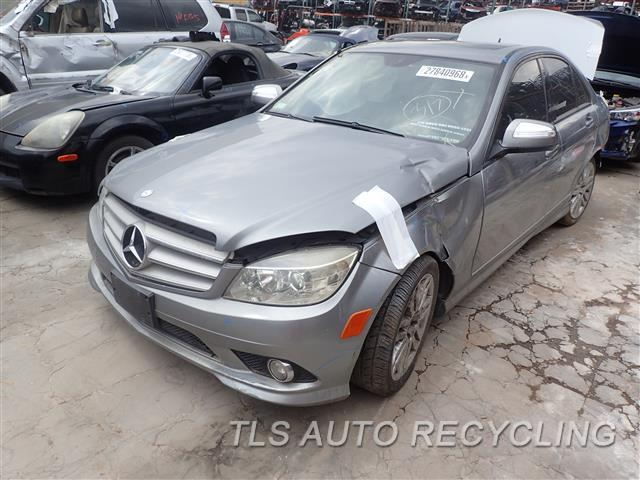 2008 Mercedes C300 Parts Stock# 8301GY