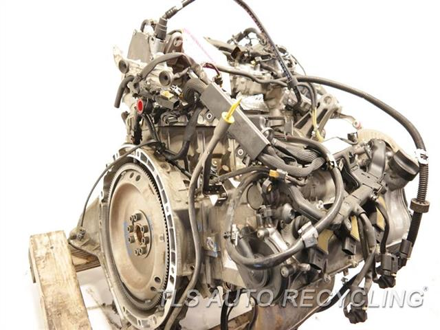 2008 mercedes c300 engine assembly 1 used a grade for Mercedes benz c300 engine