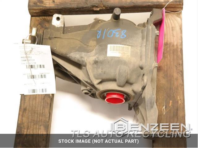 2009 Mercedes C300 Rear Differential  204 TYPE, REAR, C300, RWD, AT