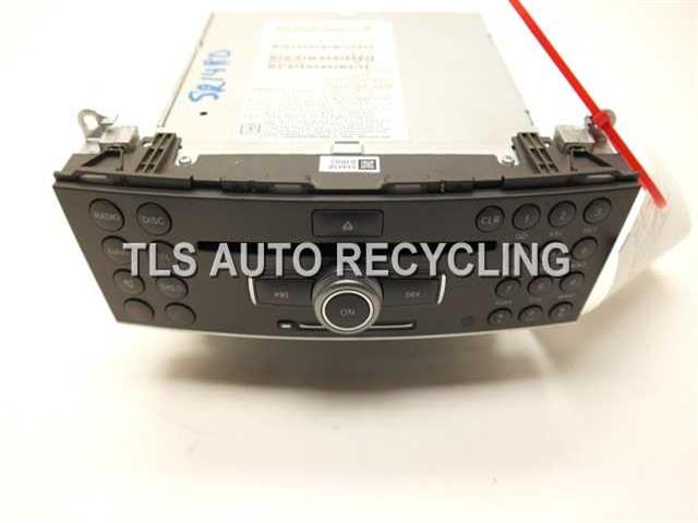 2010 mercedes c300 radio audio amp 2049006802 used for Mercedes benz c300 sound system