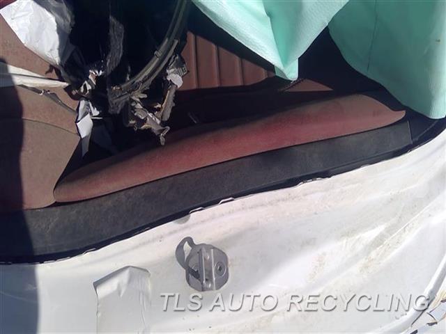 2015 Mercedes C300 Air Bag  LH,205 TYPE, C300 SDN REAR QUARTER