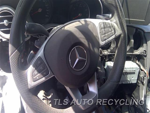 2015 Mercedes C300 Air Bag  LH,205 TYPE,FRONT, DRIVER WHEEL