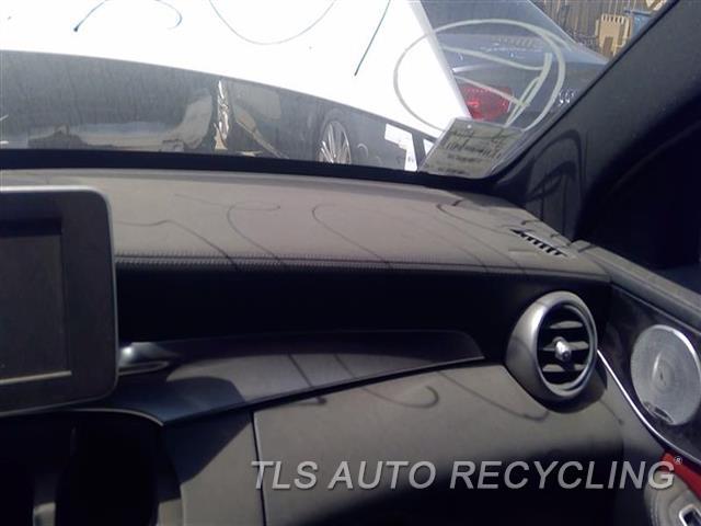 2015 Mercedes C300 Air Bag  RH,205 TYPE, C300 (SDN), DASH