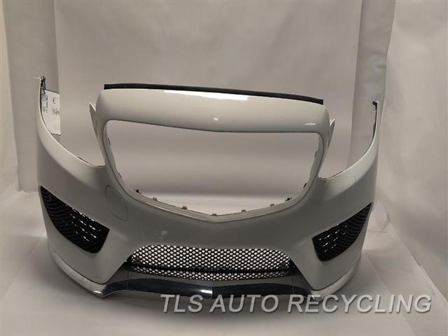 2015 Mercedes C300 Bumper Cover Front SCUFFS LOWER SECTION  000,WHT,205 TYPE, C300 (SDN)