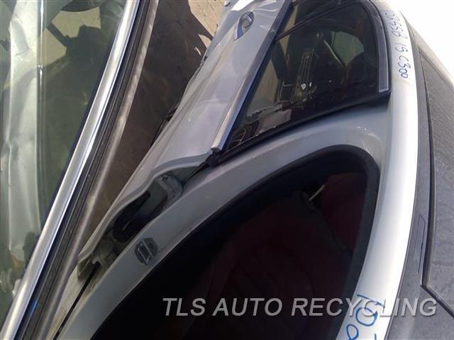 2015 Mercedes C300 Center Pillar Cut  RH,WHT,205 TYPE, C300 (SDN), R.
