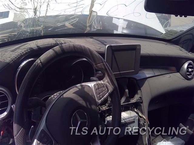 2015 Mercedes C300 Dash Board  BLK,205 TYPE, C300 (SDN), CHECK