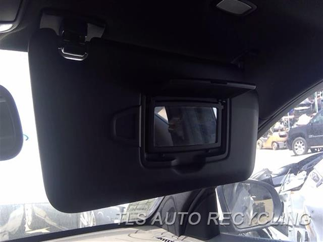 2015 Mercedes C300 Sun Visor/shade  RH,BLK,205 TYPE, (ROOF ILLUMINATED)