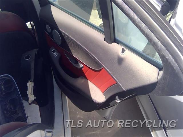 2015 Mercedes C300 Trim Panel, Rr Dr  RH,RED,BLK,LEA