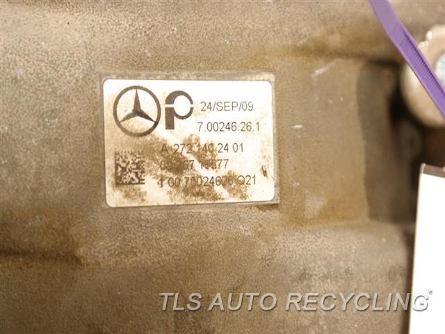 2010 Mercedes C350 Intake Manifold  INTAKE MANIFOLD