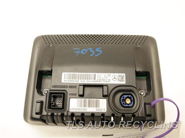 2014 Mercedes CLA250 navigation gps screen - 2469001106 - Used - A