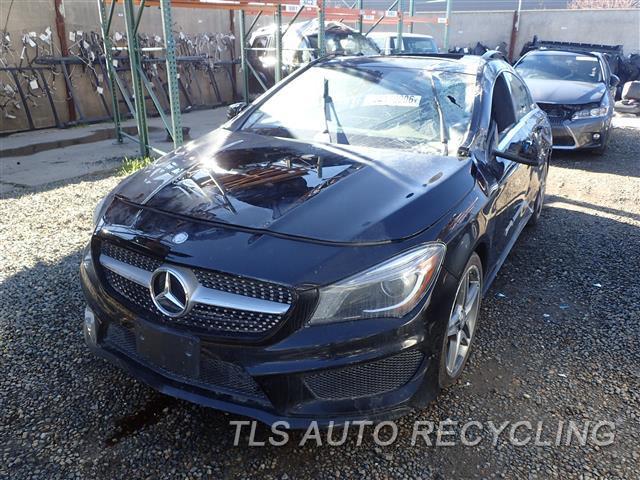 2015 Mercedes CLA250 Parts Stock# 6491BK