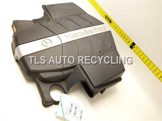 Service manual air cleaner shroud in a 1999 mercedes benz for Mercedes benz clk 430 repair manual
