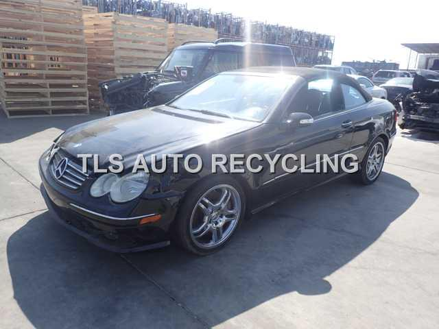 mercedes benz_clk500_2005_car_for_parts_only_200952_01 parting out 2005 mercedes clk500 stock 5151rd tls auto recycling  at fashall.co