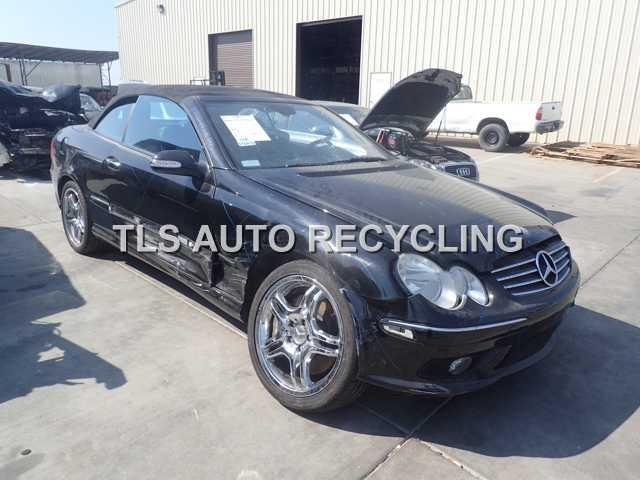 mercedes benz_clk500_2005_car_for_parts_only_200952_03 parting out 2005 mercedes clk500 stock 5151rd tls auto recycling  at fashall.co