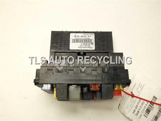 2005 mercedes clk500 fuse box 2095451401 driver engine fuse block 2039060005