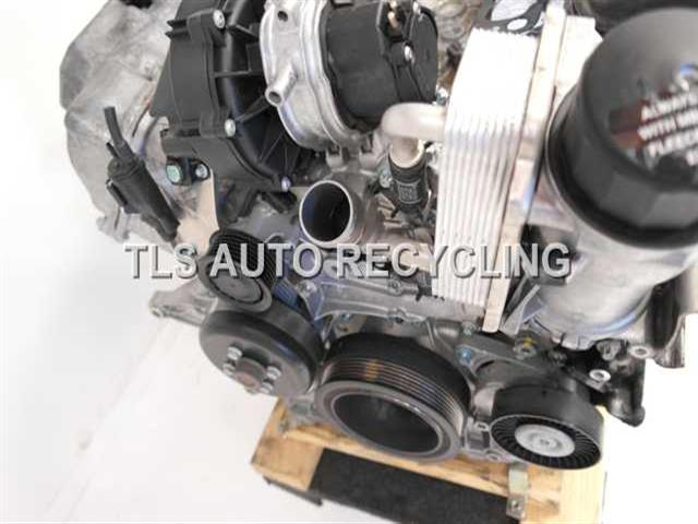 2006 mercedes cls500 engine assembly 5 0lengine long for Mercedes benz rebuilt engines
