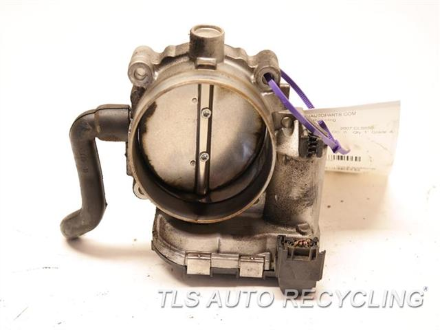 2007 Mercedes Cls550 Throttle Body Assy  THROTTLE BODY