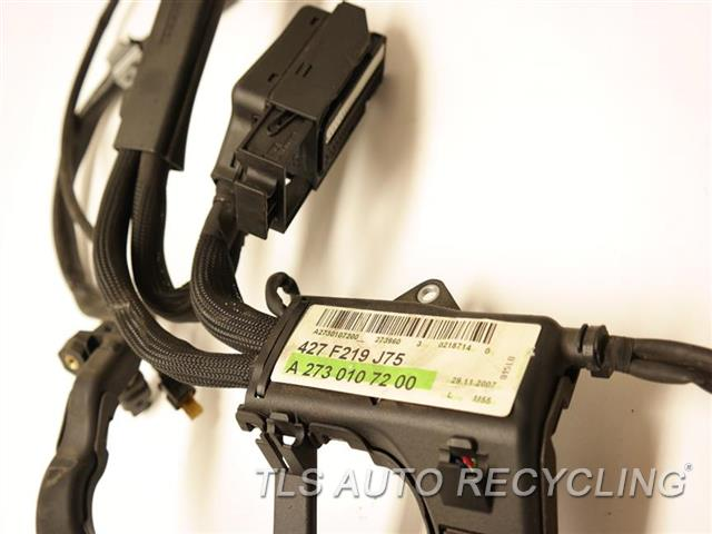 2008 Mercedes Cls550 Engine Wire Harness