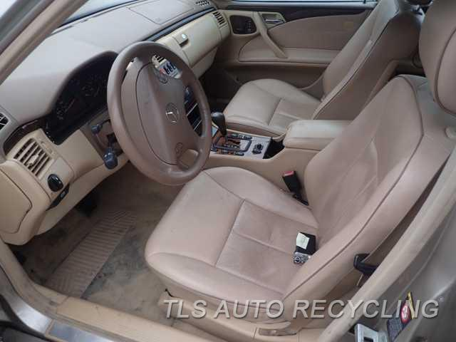 Parting Out 2000 Mercedes E320 - Stock - 5236GR - TLS Auto