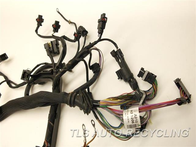 2001 Mercedes E320 Engine Wire Harness - 2104401206