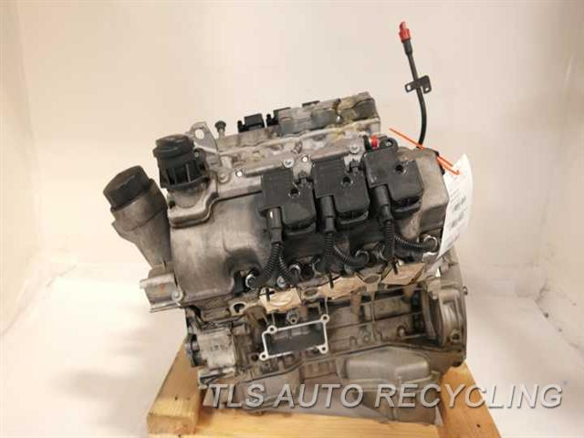 2003 Mercedes E320 Engine Assembly  ENGINE LONG BLOCK 1 YEAR WARRANTY