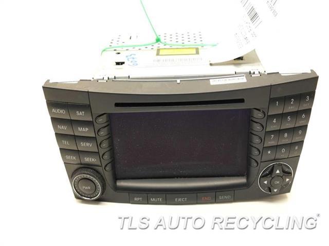 2004 mercedes e320 radio audio amp 2118274842 used for 2004 mercedes benz e320 parts