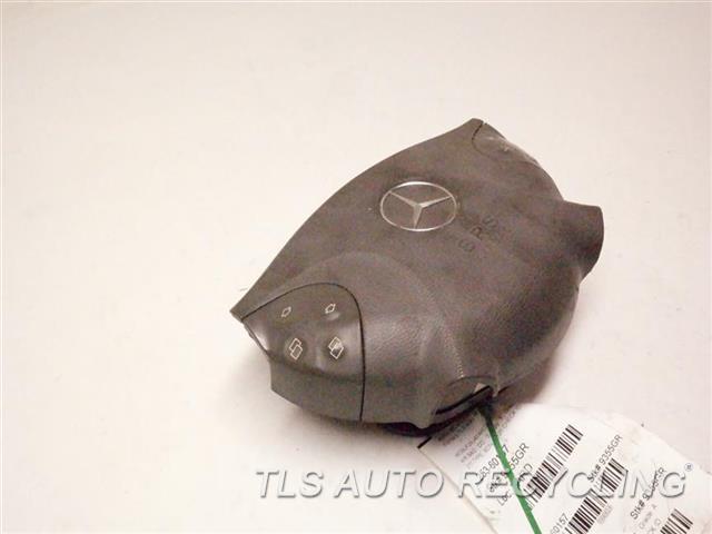 2005 Mercedes E320 Air Bag  DRIVER GRAY WHEEL AIR BAG 2118601502