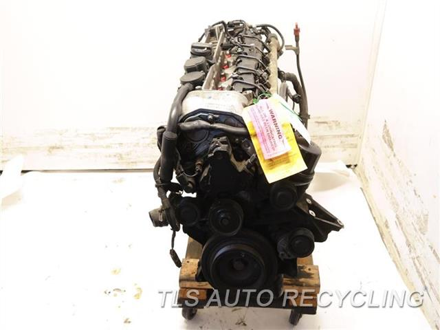 2005 Mercedes E320 Engine Assembly W/O INJCECTOR ENGINE ASSEMBLY 1 YEAR WARRANTY