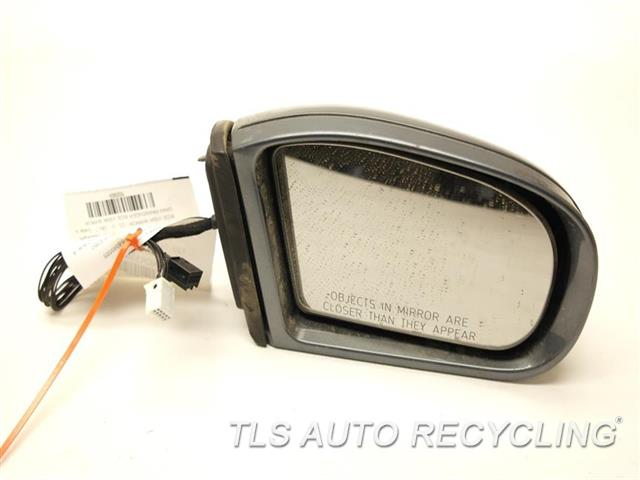 2006 mercedes e350 side view mirror gray passenger side for Mercedes benz side mirror