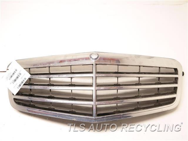 2010 Mercedes E350 Grille  BLK,212 TYPE, (SDN), E350 GASOLINE