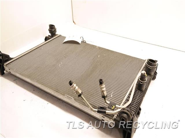2010 Mercedes E350 Radiator  212 TYPE, (SDN), E350 RADIATOR