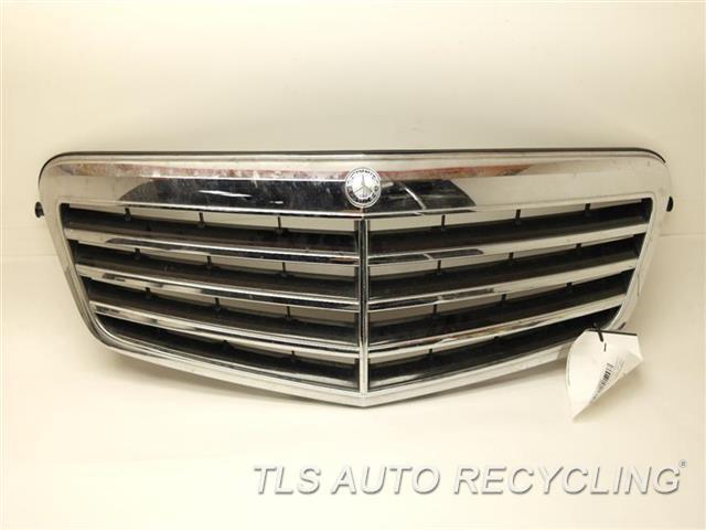 2011 mercedes e350 grille 2128801083 for 2011 mercedes benz e350 grill