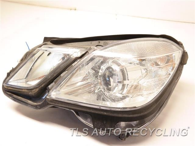 2011 Mercedes E350 headlamp assembly - LH,212 TYPE, SW