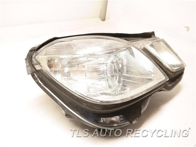 2012 Mercedes E350 Headlamp Assembly  RH, HALOGEN HEADLAMP
