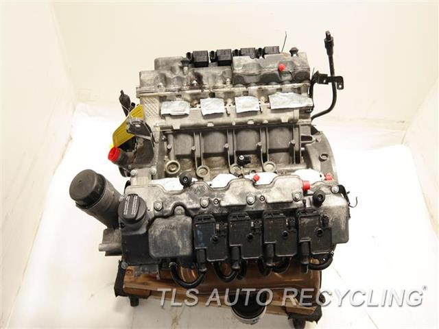 2003 Mercedes E500 Engine Assembly NO MOUNTS ENGINE LONG BLOCK 1 YEAR WARRANTY