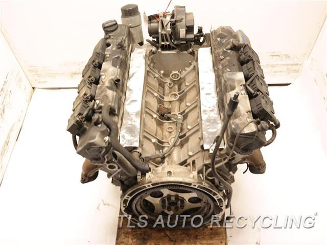 2003 Mercedes E500 Engine Assembly  ENGINE ASSEMBLY 1 YEAR WARRANTY