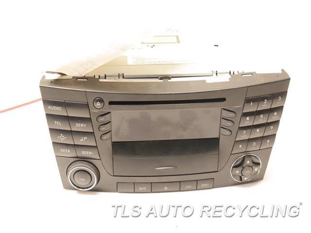 2003 Mercedes E500 Radio Audio    Amp