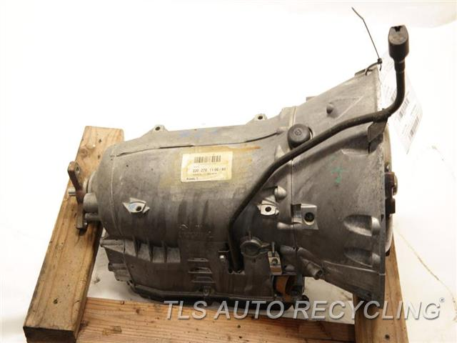 2003 mercedes e500 transmission automatic transmission 1 for Mercedes benz ml320 transmission problems