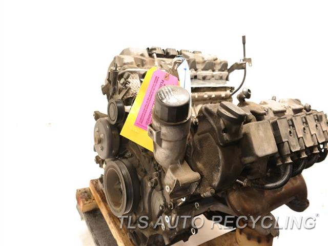 2005 Mercedes E500 engine assembly - 1 - Used - A Grade.