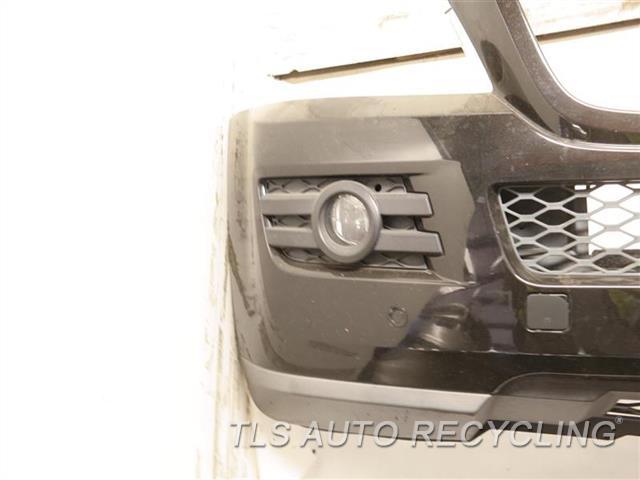 2008 Mercedes Gl320 Bumper Cover Front W/FOG LAMP 000,BLK,BUMPER, W/ PARK ASSIS