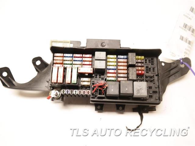 2008 Mercedes Gl320   FUSE BOX 1645403072