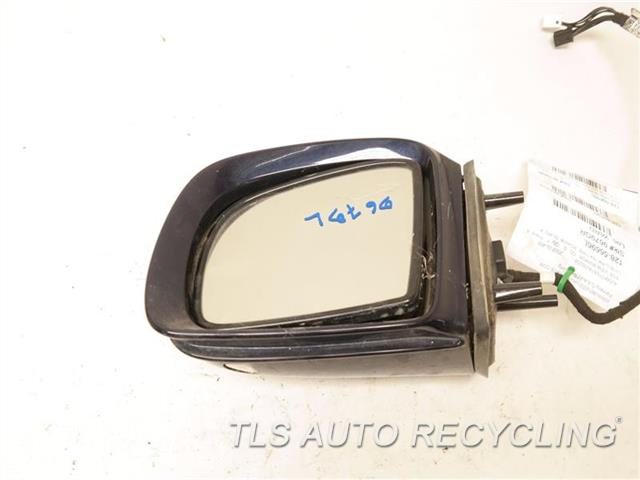 2007 Mercedes Gl450 Side View Mirror MINOR SCRATCH LH,BLU,PM,164 TYPE, POWER, GL450, A