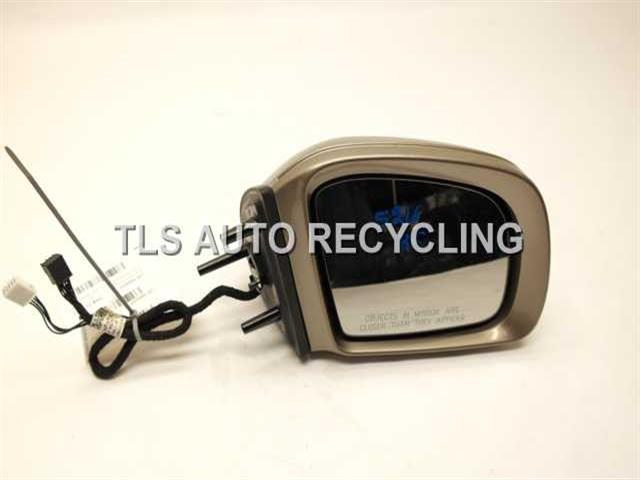 2008 mercedes gl450 side view mirror 1648101293 for Mercedes benz rear view mirror replacement