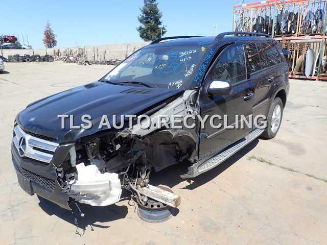 mercedes benz_gl450_2009_car_for_parts_only_183407_01 parting out 2009 mercedes gl450 stock 5060bk tls auto recycling Hitch Wiring Harness Diagram at alyssarenee.co