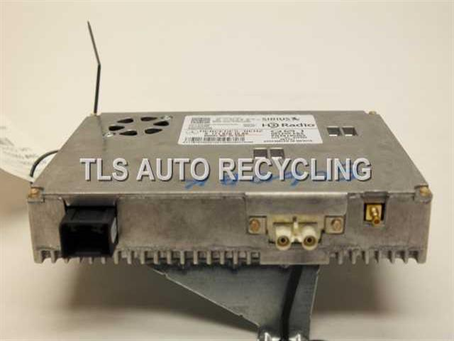 2009 mercedes gl450 radio audio amp 1718701589 used for Mercedes benz sirius radio
