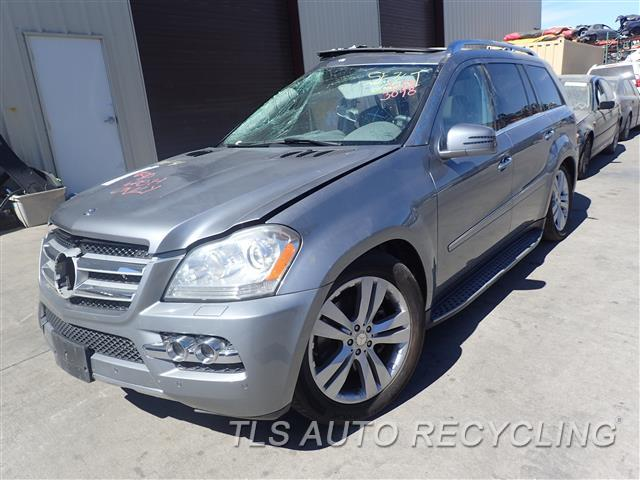 parting out 2011 mercedes gl450 stock 6335or tls auto recycling. Black Bedroom Furniture Sets. Home Design Ideas