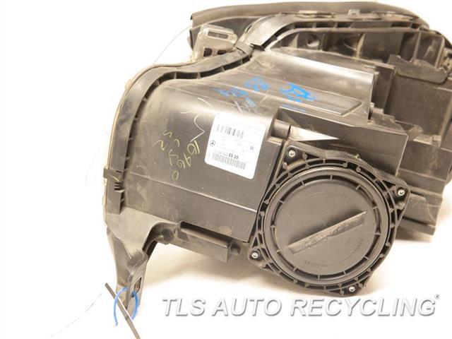 2014 Mercedes Gl450 Headlamp Assembly Fixed before  RH,166 TYPE, GL450, (HALOGEN)